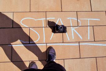 Fotomarathon Bremen Start