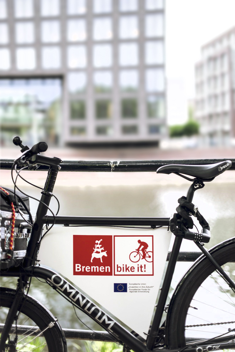 Bremen bike it!