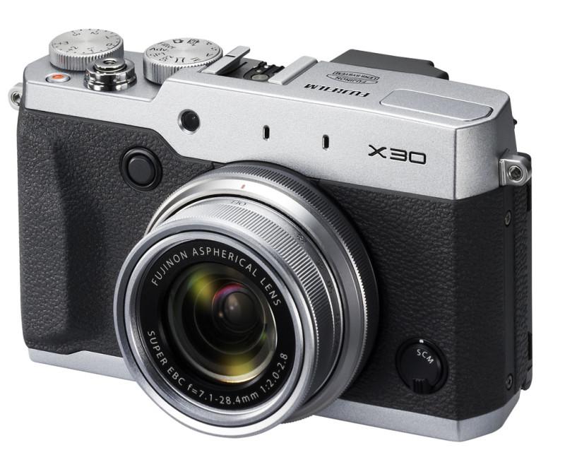 Zweiter Preis: Fujifilm X-30 im Wert von 499 Euro