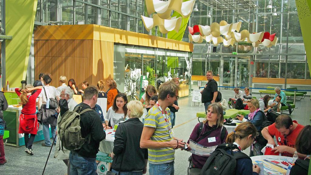 Impressionen Zwischenstation Botanika