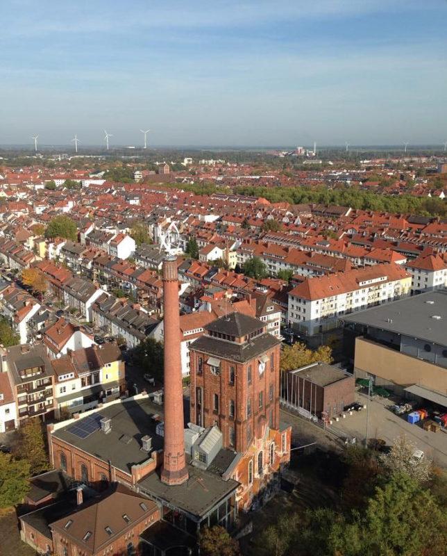Schlachthof Bremen Powertower
