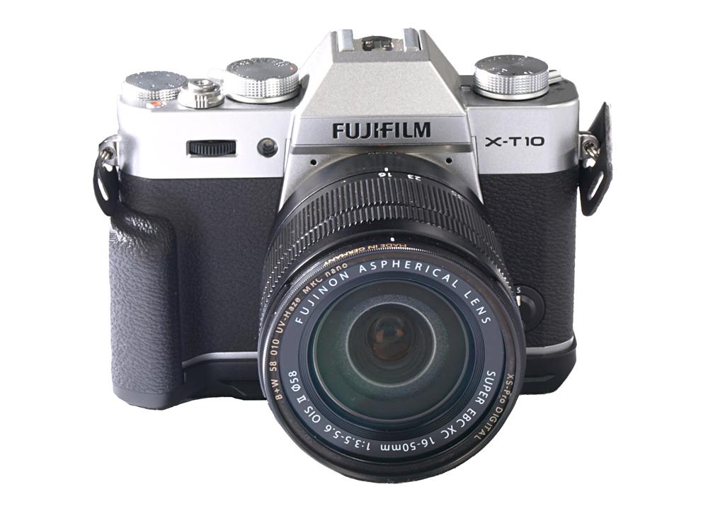 Fujifilm Systemkamera X-T10