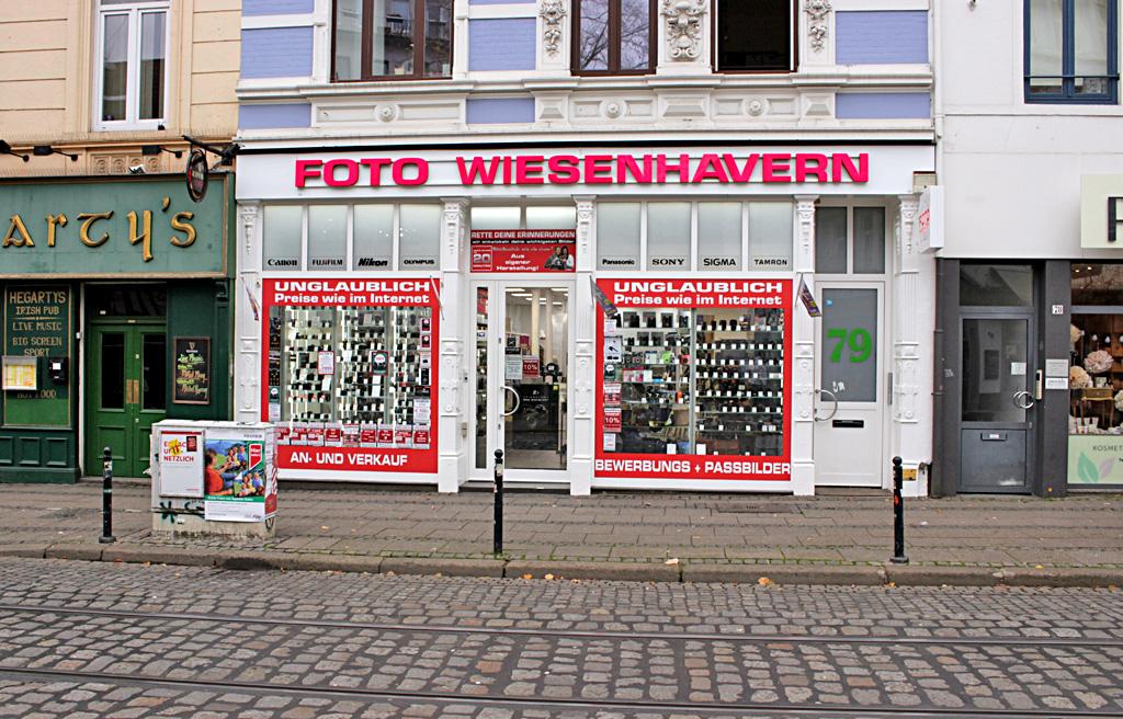 FOTO WIESENHAVERN Bremen – Große Auswahl, kompetenter Service und Preise wie im Internet