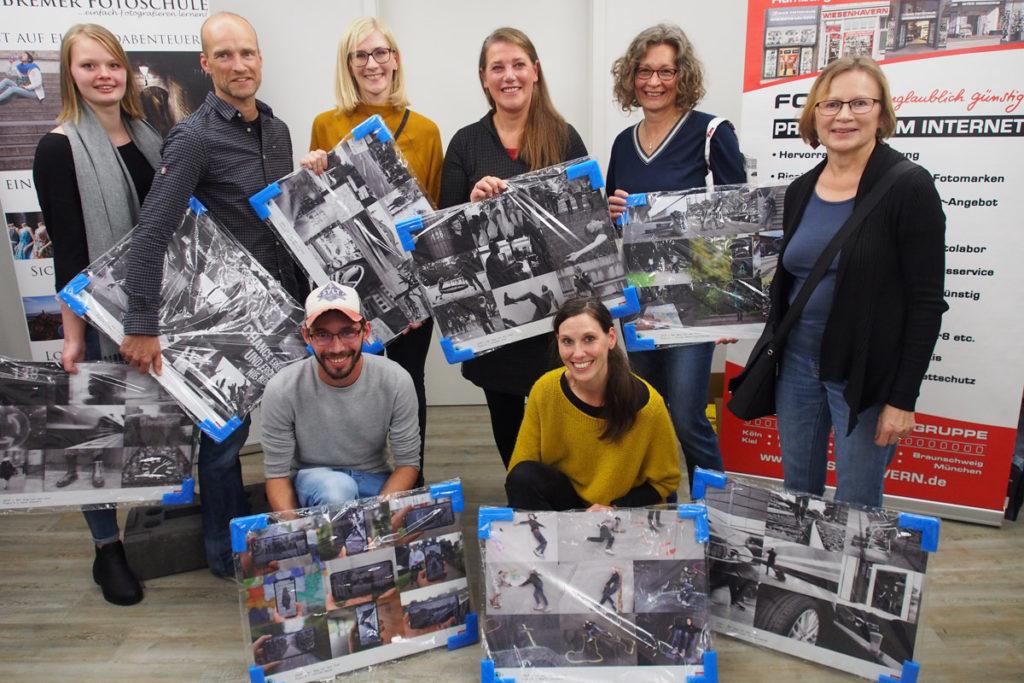 Die Gewinner des Fotomarathon Bremen 2019