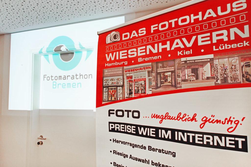 Das Fotohaus Wiesenhavern unterstützt den Fotomarathon Bremen